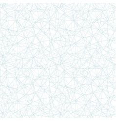 light grey network web texture seamless pattern vector image