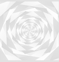 Abstract background white geometric texture vector