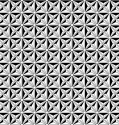 abstract seamless pattern bricks vector image