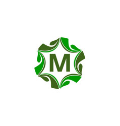 Green project solution center initial m vector