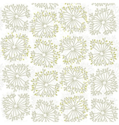 Dandelion patterns vector