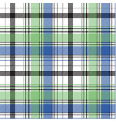 Diagonal check plaid texture seamless pattern vector