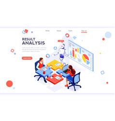 engineer idea interactive concept vector image