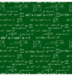 Formula seamless vector