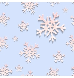 Holiday seamless pattern vector