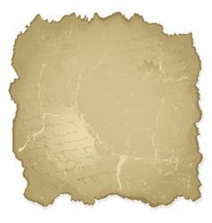 Piece paper vector
