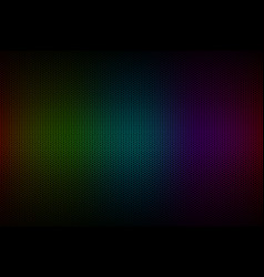Abstract background with hexagonal pattern vector
