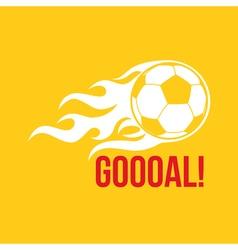 Football logo vector