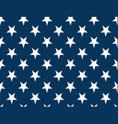american flag stars - seamless pattern non vector image vector image