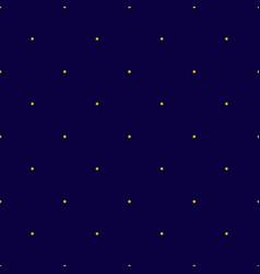 Night star sky seamless pattern background vector