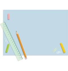 Paper template vector