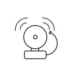 voice noise icon vector image