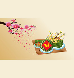 lunar new year vector image vector image