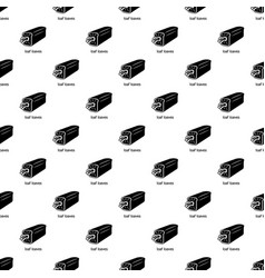 loaf loaves pattern seamless vector image