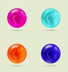 setball2 vector image