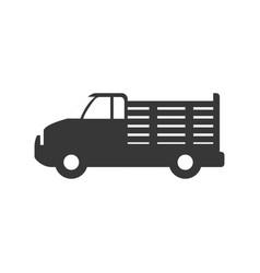 cargo suv vehicle vector image vector image