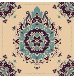 Mandala Ethnic motifs vector image vector image