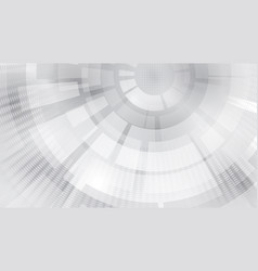 abstract background of concentric circular vector image
