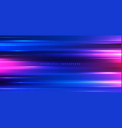 Abstract technology futuristic background neon vector