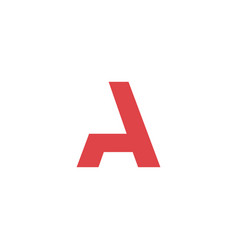 Line letter b book logotype abstract moving airy vector