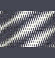 Hexagonal halftone texture geometric technology vector
