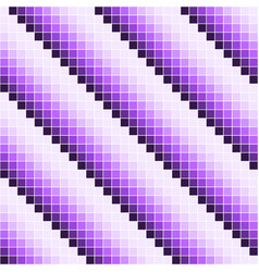 Purple abstract seamless pixel pattern vector