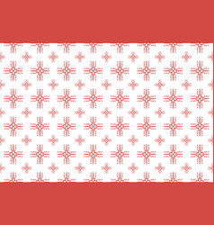 red plant ornament refined background for vector image