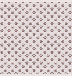 Seamless pattern with pows image vector