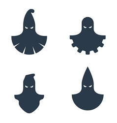 Set of executioner masks vector