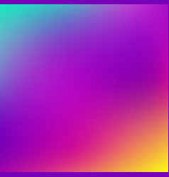 bright gradient background colorful mesh gradient vector image