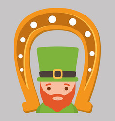 St patricks day icon image vector