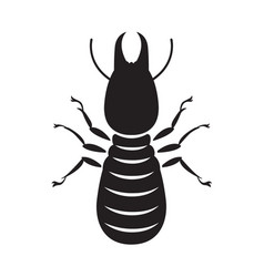 Graphic termite vector