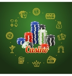Casino Concept vector