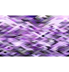 Abstract purple background with triangles vector