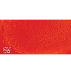 texture red orange vector image