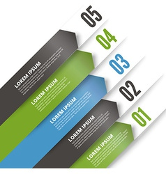 Design element template vector image