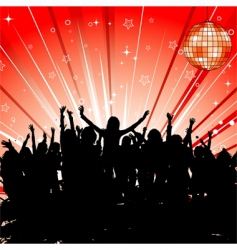 party template vector image