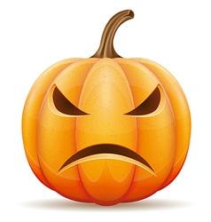 pumpkin 03 vector image