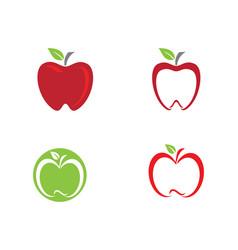 Apple design icon vector
