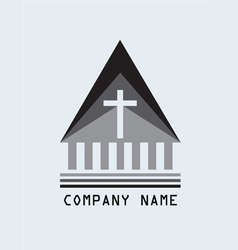 Church logo vector
