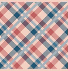 Classic tartan christmas plaid seamless patterns vector