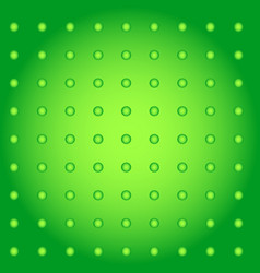 Green beads background vector