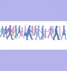 population vector image vector image
