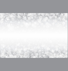 Winter swirling snow effect vector