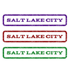 Salt Lake City Watermark Stamp Vector Image