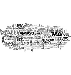 Backin off to move ahead text word cloud concept vector