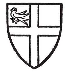 Andrew harcla bore the arms of st george with a vector