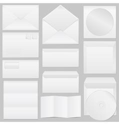 Envelopes vector