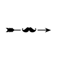 Hipster label banner symbol vector