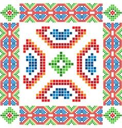 logo ornaments vector image